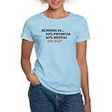 Funny half marathon Women's Light T-Shirt