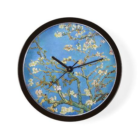 Van Gogh - Almond Blossom Wall Clock