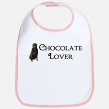 Chocolate Lover Bib