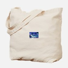 Unique Dolphins Tote Bag