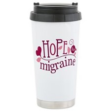 Hope For Migraine Travel Mug
