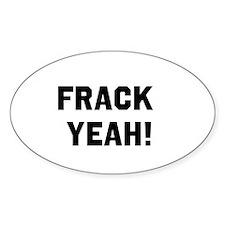 Fracking Decal