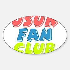 USUK Fan Club Sticker (Oval)