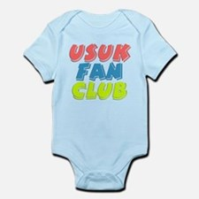 USUK Fan Club Infant Bodysuit