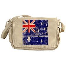 Vintage Flags Messenger Bag