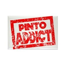 Pinto ADDICT Rectangle Magnet