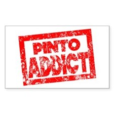 Pinto ADDICT Decal