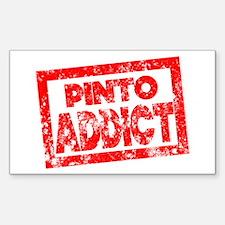 Pinto ADDICT Decal