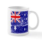 Vintage Australian Flag Mug