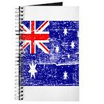 Vintage Australian Flag Journal