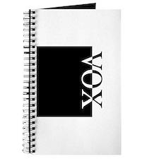 VOX Typography Journal