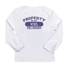 Palomino PROPERTY Long Sleeve Infant T-Shirt