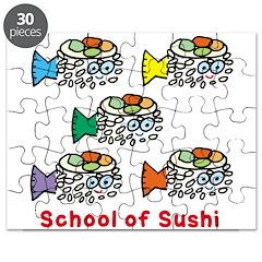 School of Sushi Puzzle