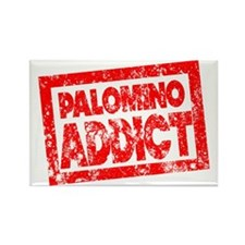 Palomino ADDICT Rectangle Magnet