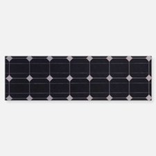 Solar Panel Sticker (Bumper)