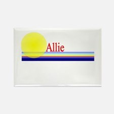 Allie Rectangle Magnet
