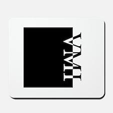 VMI Typography Mousepad