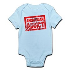 Andalusian ADDICT Infant Bodysuit
