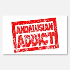 Andalusian ADDICT Decal
