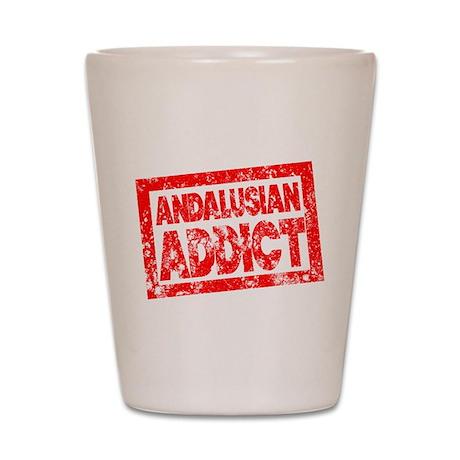Andalusian ADDICT Shot Glass