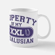 Andalusian PROPERTY Mug