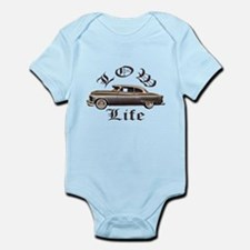 low life lowrider Infant Bodysuit