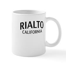 Rialto California Mug