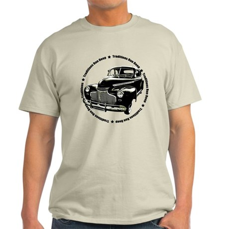 1941 chevy coupe street rod Light T-Shirt