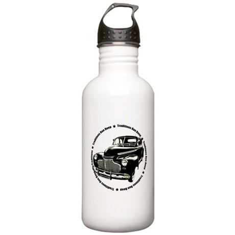 1941 chevy coupe street rod Stainless Water Bottle