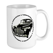 1941 chevy coupe street rod Mug