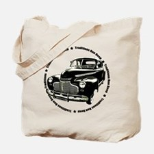 1941 chevy coupe street rod Tote Bag