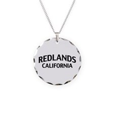 Redlands California Necklace