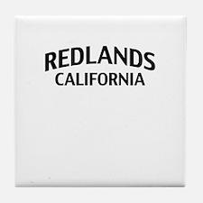 Redlands California Tile Coaster