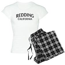 Redding California Pajamas