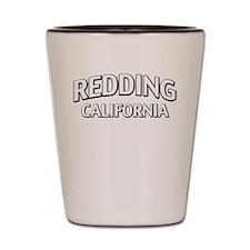 Redding California Shot Glass