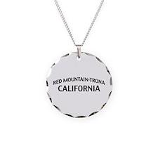 Red Mountain-Trona California Necklace