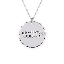 Red Mountain California Necklace