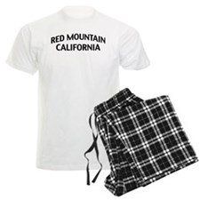 Red Mountain California Pajamas