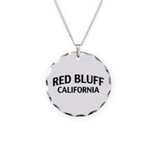 Red Bluff California Necklace