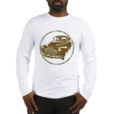 1941 chevy coupe street rod Long Sleeve T-Shirt