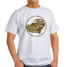 1941 chevy coupe street rod T-Shirt