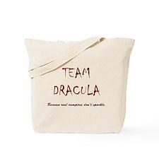 Team Dracula Tote Bag