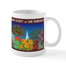 Funny Begonias Mug