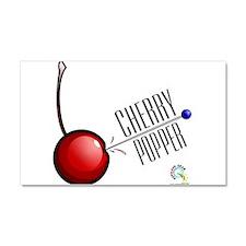 Cherry Popper Car Magnet 20 x 12
