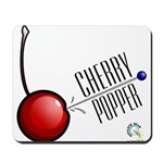 Cherry Popper Mousepad