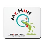 Mr. Hurl Mousepad