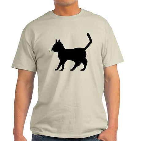 Shadow Cat Light T-Shirt