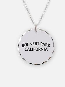 Rohnert Park California Necklace