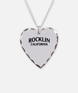 Rocklin California Necklace