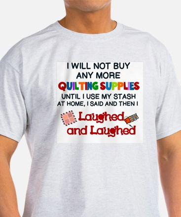 Funny Quilters T-Shirt